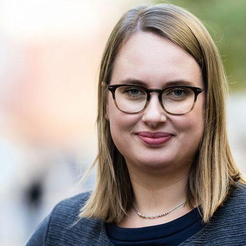 Portrait: Mareike Engels