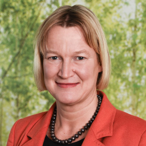 Carola Timm, Mitglied der Hamburger Bürgerschaft