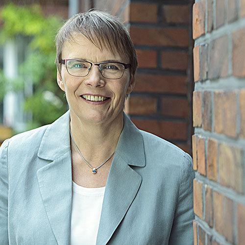 Portraitfoto von Anja Hajduk MdB, Bündnis 90/Die Grünen im Bundestag