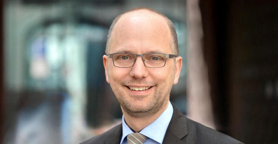 Justizsenator Till Steffen, 2017 | © Justizbehörde