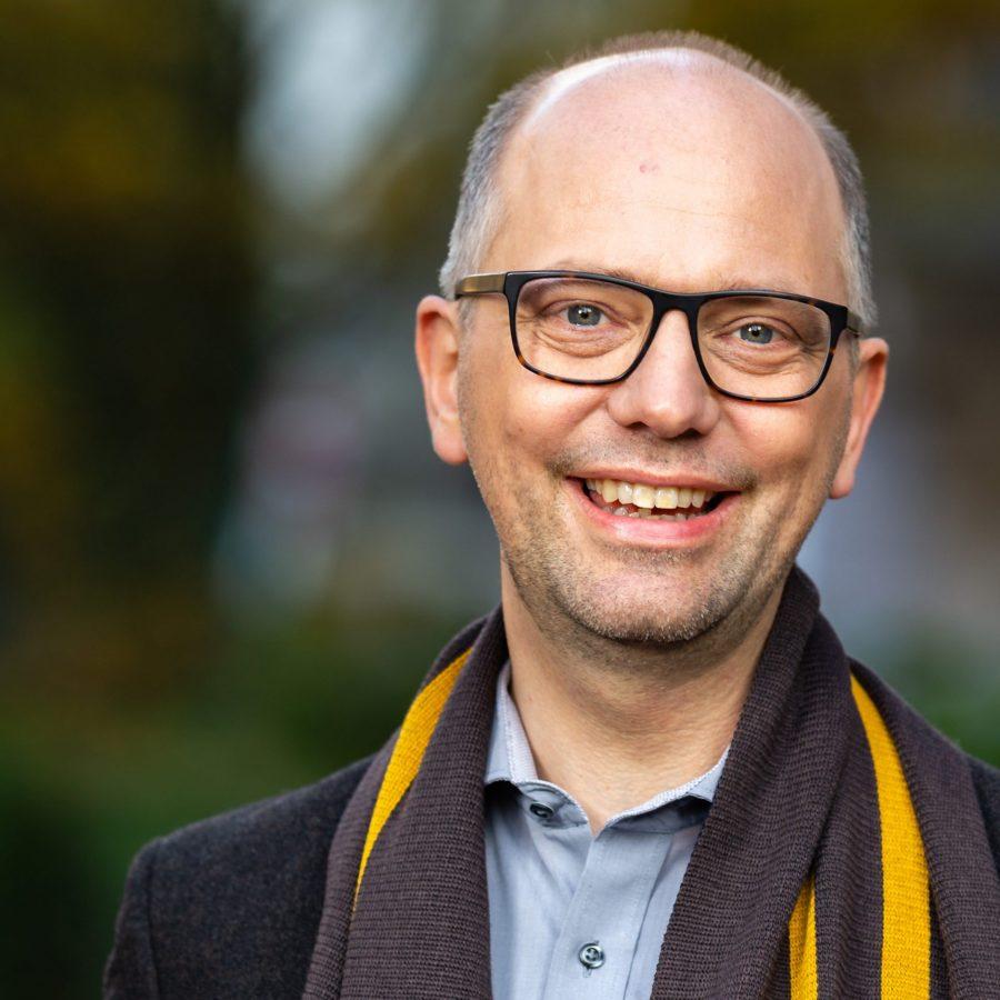 Portrait: Till Steffen