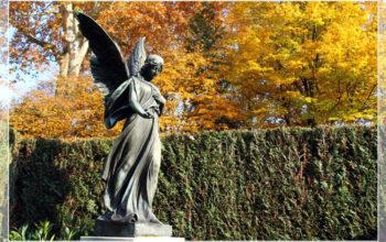 Melaten Cemetery in Cologne, Germany / Melatenfriedhof in Köln