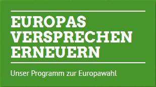 Symbolbild: Europas versprechen Erneuern